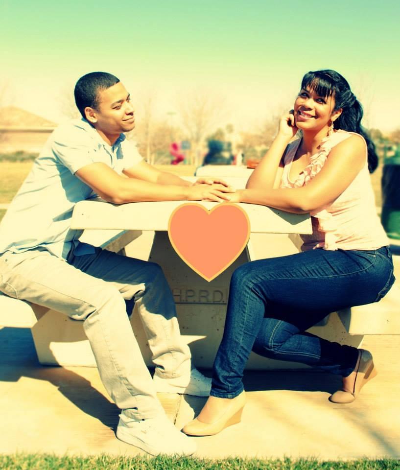Examining Love: Shaun & Elia Curls