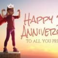 Happy 3rd Anniversary :)
