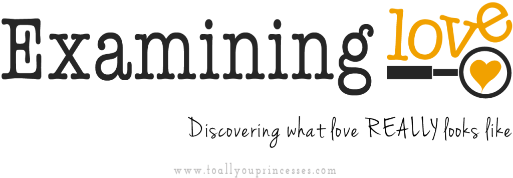 Examining Love Series - To All You Princesses