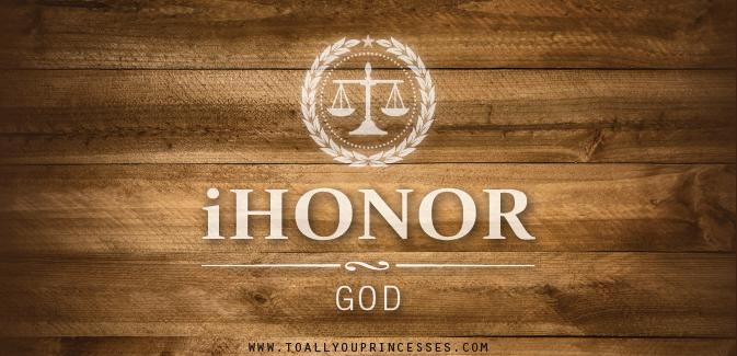 iHonor Series: God