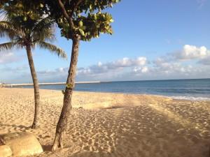 Beach in Fortaleza