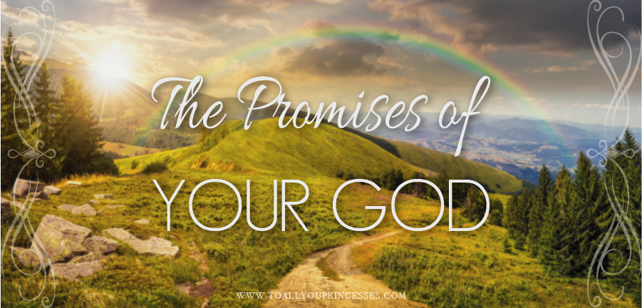 The Promises Of Your God - To All You Princesses